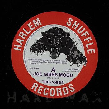 Cover art - The Cobbs: Joe Gibbs Mood
