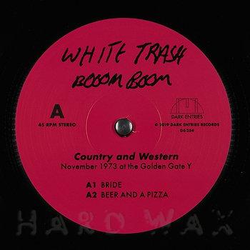 Cover art - White Trash Boom-Boom: s/t