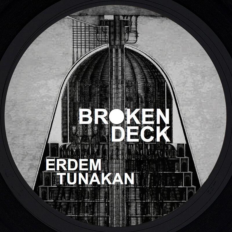 Cover art - Erdem Tunakan: Broken Deck
