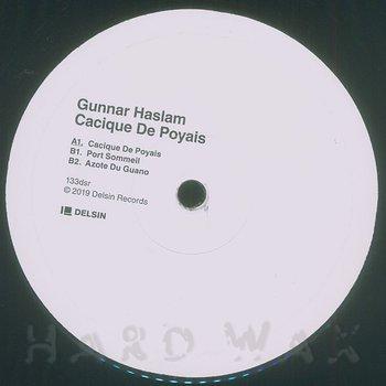 Cover art - Gunnar Haslam: Cacique de Poyais