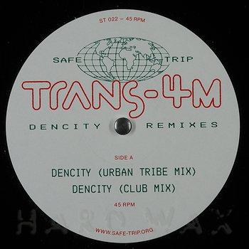 Cover art - Trans-4M: Sublunar Oracles Remixes