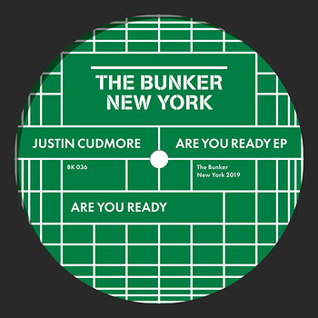 Cover art - Justin Cudmore: Are You Ready