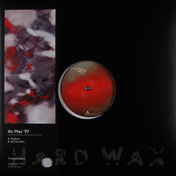 Cover art - Air Max '97: Psyllium / Eat The Rich