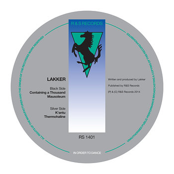 Cover art - Lakker: Containing A Thousand