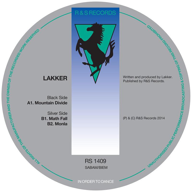 Cover art - Lakker: Mountain Divide EP