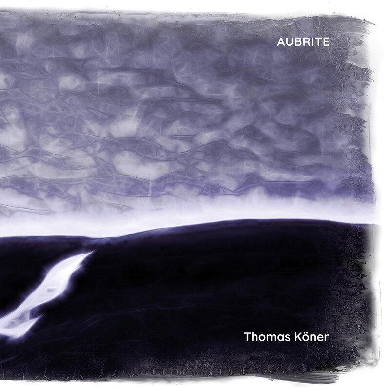 Cover art - Thomas Köner: Aubrite