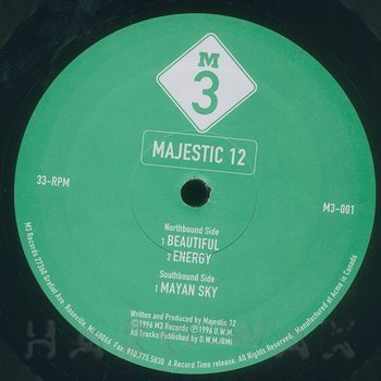 Cover art - Majestic 12: Beautiful