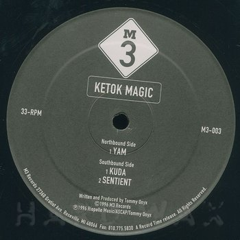 Cover art - Ketok Magic: Yam