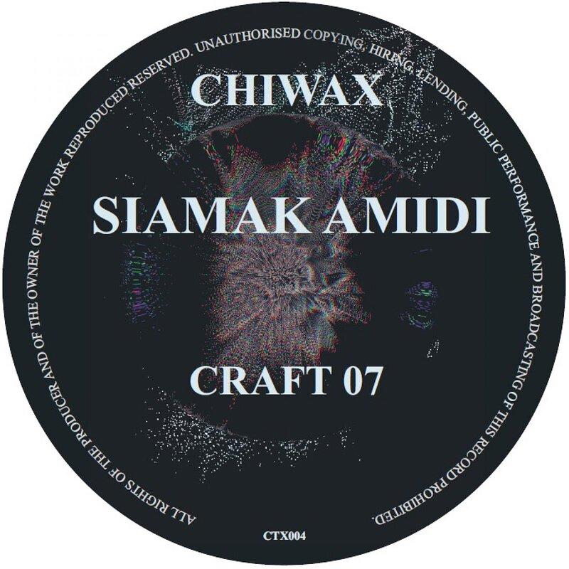 Cover art - Siamak Amidi: Craft 07