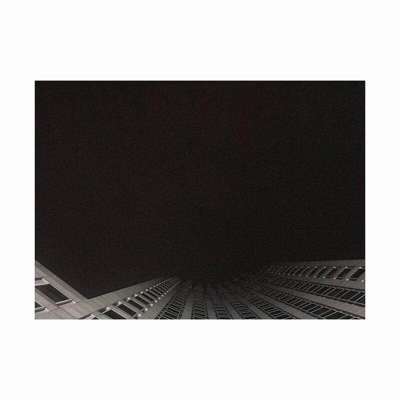 Cover art - Eli Keszler: Empire