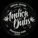 Cover art - Danman: Righteous Man