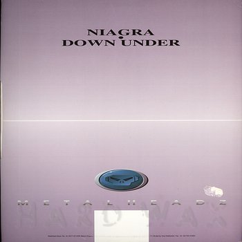 Cover art - Digital: Niagra