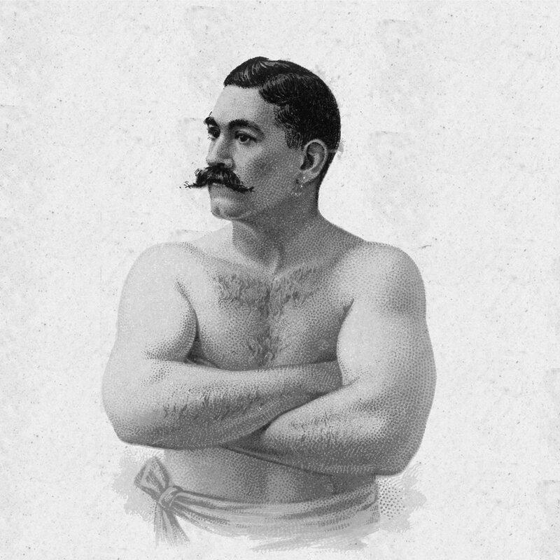 Cover art - Various Artists: Bareknuckle Boxing (Volume 3)