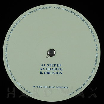 Cover art - Giuliano Lomonte: Step Up EP