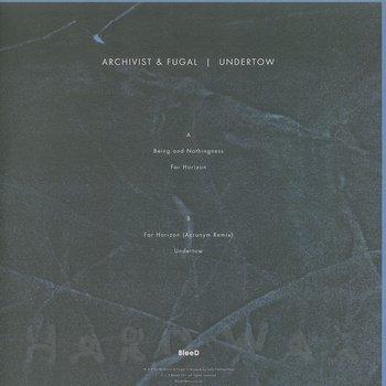 Cover art - Archivist & Fugal: Undertow