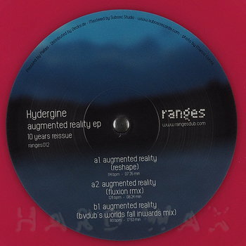 Cover art - Hydergine: Augmented Reality