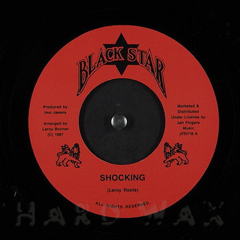 Cover art - Leroy Roots: Shocking