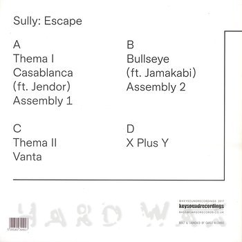 Cover art - Sully: Escape