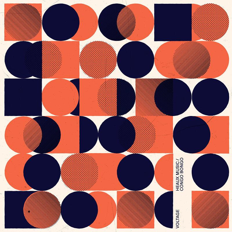 Cover art - Voltage: Heaux Music / Congo Bongo