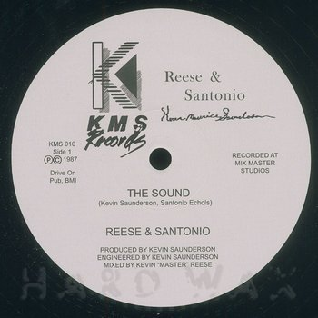 Cover art - Reese & Santonio: The Sound