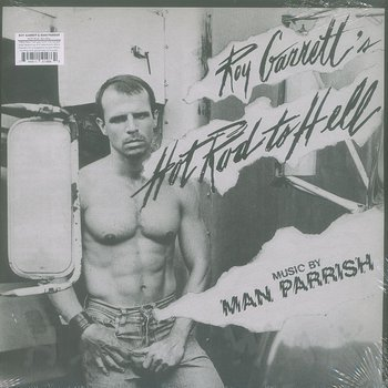 Cover art - Roy Garrett & Man Parrish: Hot Rod To Hell LP