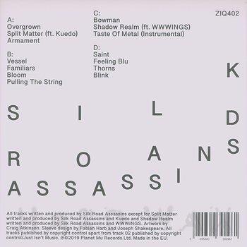Cover art - Silk Road Assassins: State Of Ruin