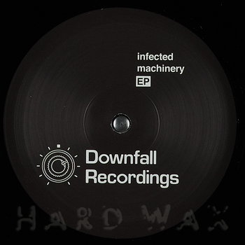 Cover art - Various Artists: Infected Machinery EP
