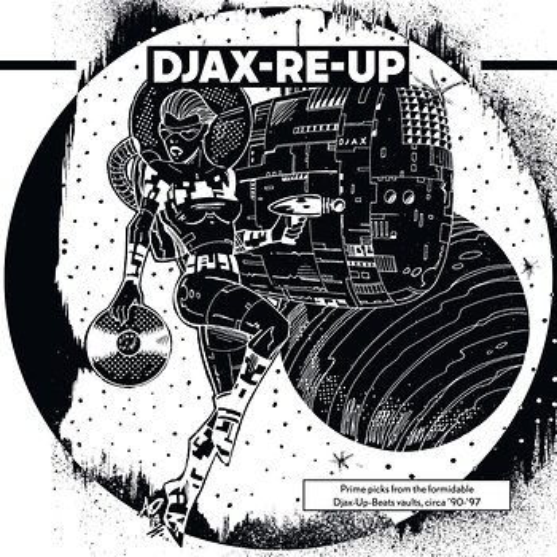 Cover art - Various Artists: Djax-Re-Up Volume 2