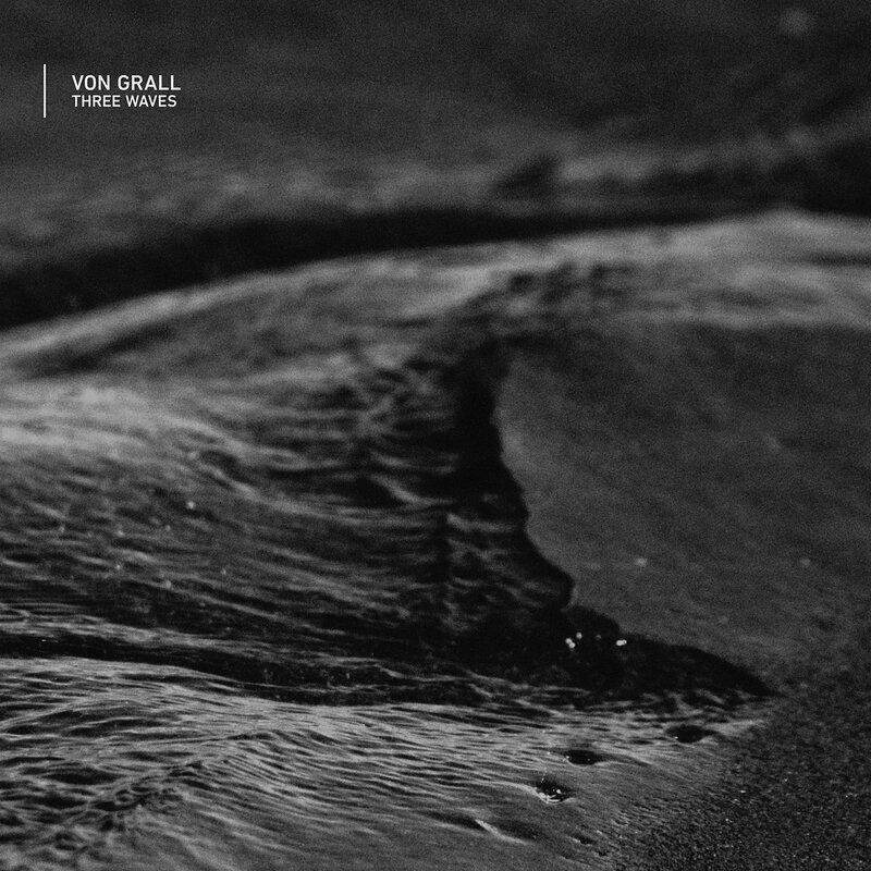 Cover art - Von Grall: Three Waves