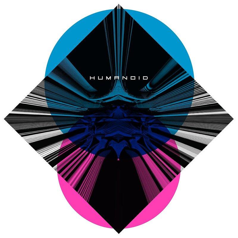 Cover art - Humanoid: 7 Songs