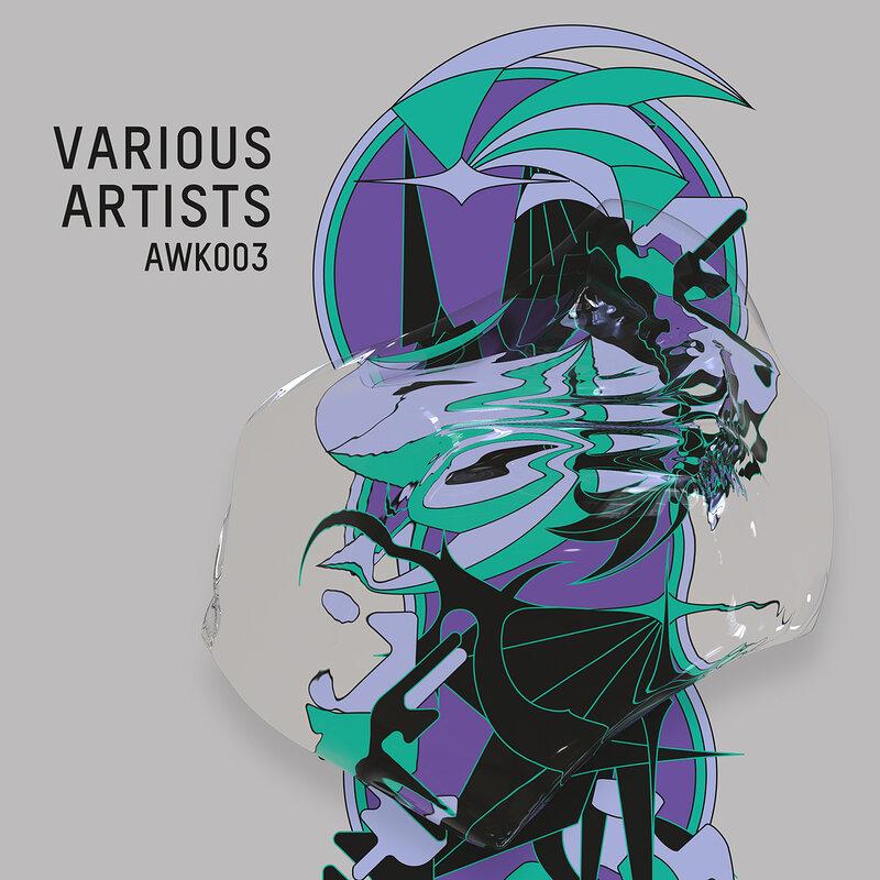Cover art - Various Artists: AWK003