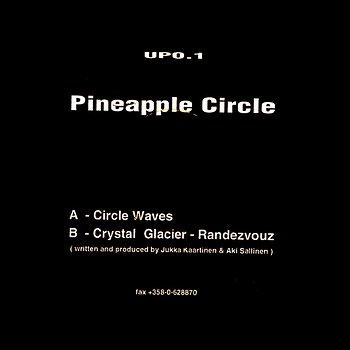 Cover art - Pineapple Circle: Circle Waves