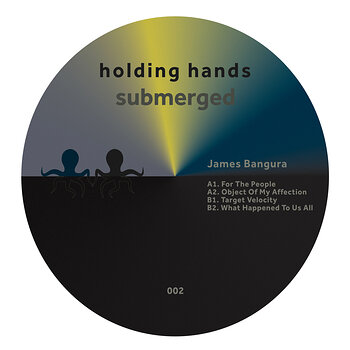 Cover art - James Bangura: For The People EP