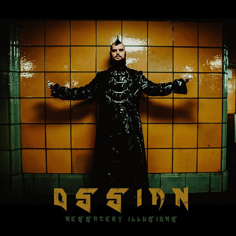 Cover art - Ossian: Necessary Illusion