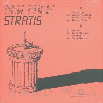 Cover art - Stratis: New Face