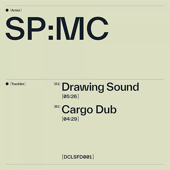Cover art - SP:MC: Drawing Sound