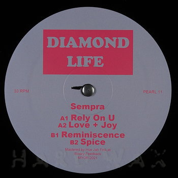 Cover art - Sempra: Rely On U