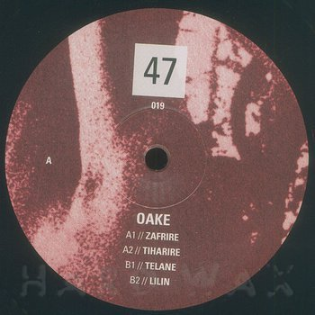 Cover art - Oake: 47 19