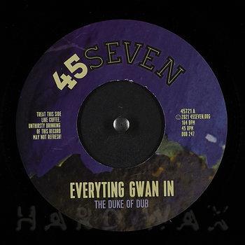 Cover art - The Duke Of Dub: Everyting Gwan In
