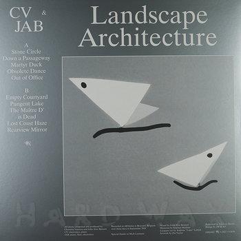 Cover art - CV & JAB: Landscape Architecture