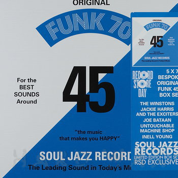 Cover art - Various Artists: Funk 70