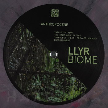 Cover art - Llyr: Biome