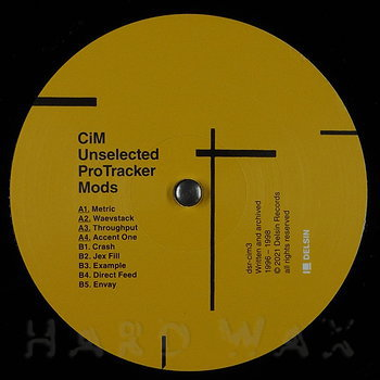 Cover art - CiM: Unselected ProTracker Mods