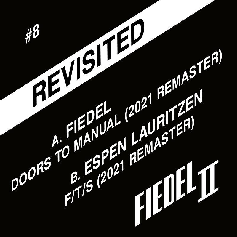Cover art - Fiedel / Espen Lauritzen: Revisited
