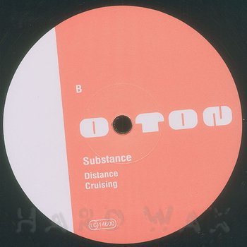 Cover art - Substance: Rise And Shine