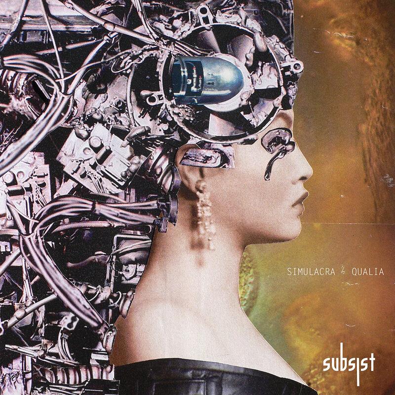 Cover art - Simulacra: Qualia