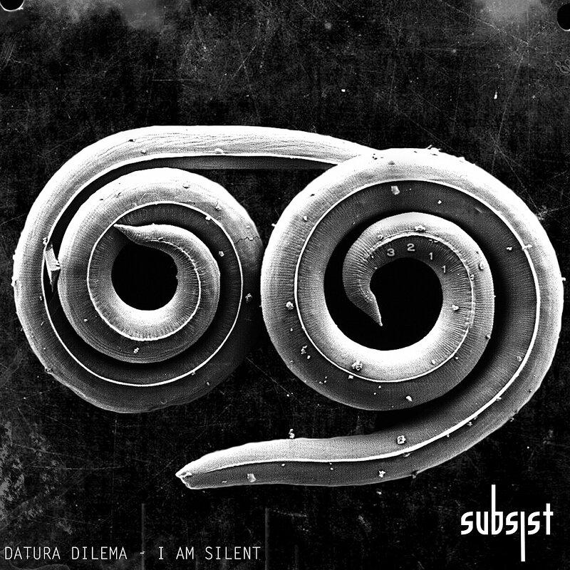 Cover art - Datura Dilema: I Am Silent