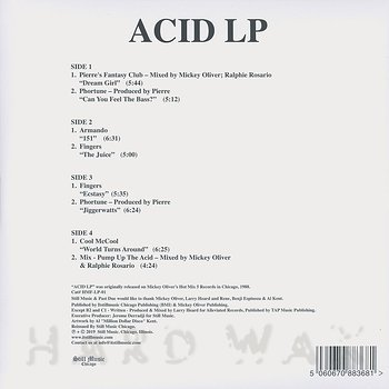Cover art - Various Artists: Acid LP