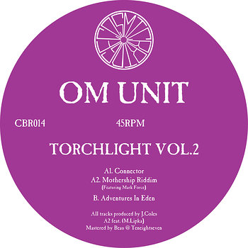 Cover art - Om Unit: Torchlight Vol.2