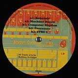 Cover art - Binary Operator: Machine Processed Rhythms EP